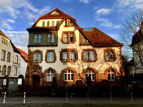 Die Kanzlei in der Marburger Innenstadt - IMG_5536
