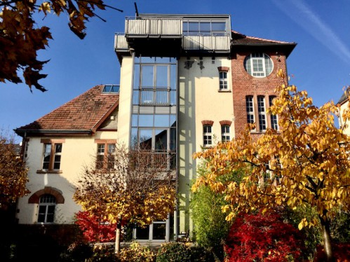 Die Kanzlei in der Marburger Innenstadt - IMG_9809